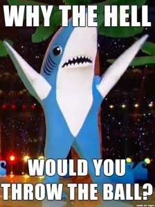 Left shark meme