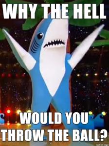 Left shark meme