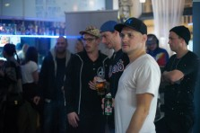 Nick, Jakub and Florian (DishTennis) enjoying the MOVE event - http://www.maxspilckeliss.com/