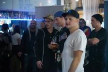 Nick, Jakub and Florian (DishTennis) enjoying the MOVE event - http://www.maxspilckeliss.com/