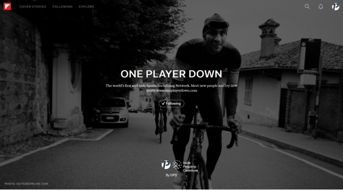 oneplayerdown - flipboard